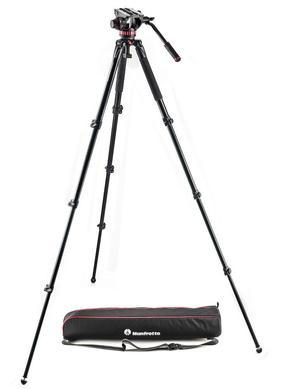 502 Aluminum Single Leg Video system