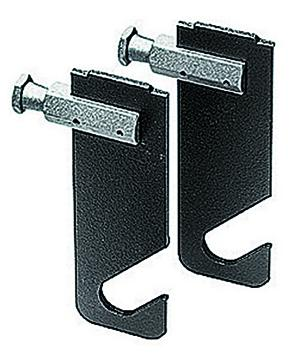 Background Paper Single Hooks Set of two