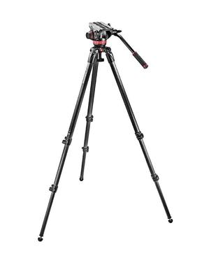 MVH502A head w/535 Tripod & Bag