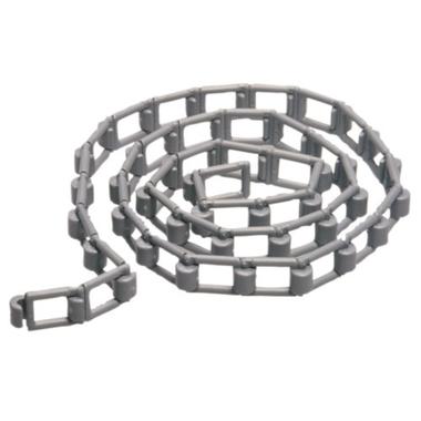 Full Length Nylon Chain Grey