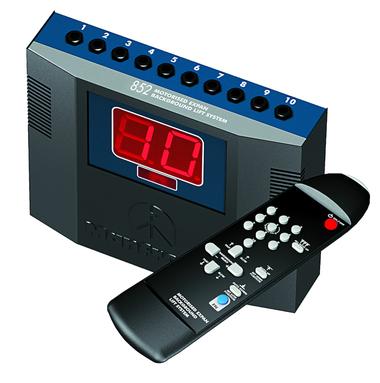 Scatola controllo per telecomando raggi infrarossi