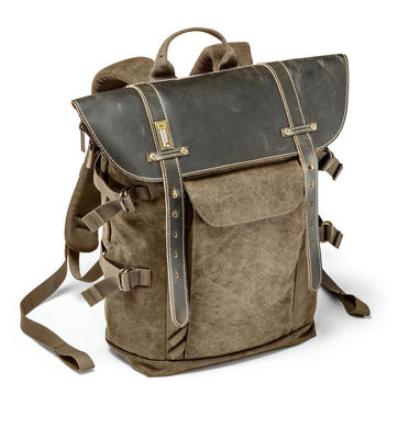 NG Africa camera and laptop backpack M for DSLR/CSC