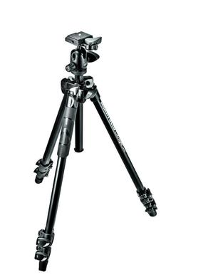 290 LIGHT Kit, Alu 3 sec.  tripod with ball head