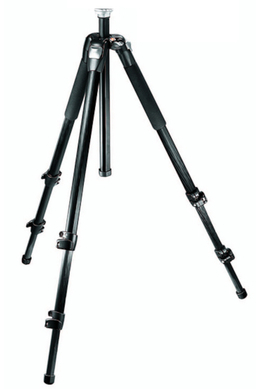 055 Carbon Fiber Tripod View - 3 Section