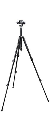 Aluminum Tripod (Black) with Head