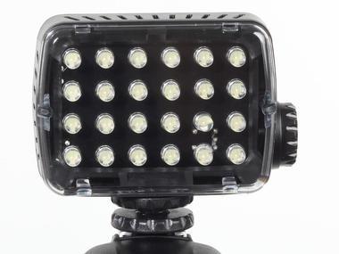 LED Light - Mini-24 Continuous (220lx@1m)