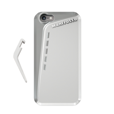White Case for iPhone 6 + kickstand