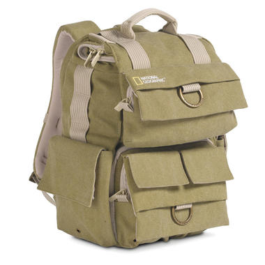 Small Backpack For personal gear, DSLR, acc., netbook