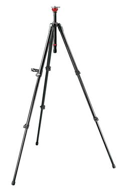 MDEVE Aluminum Tripod with 50mm Ball with Center Column