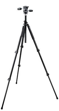 055XPROB Tripod (Black) and 804 Head