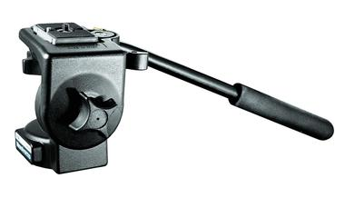 Micro Fluid Video Head with Quick Release Camera Plate