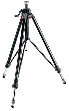 Triaut Camera Tripod - Black