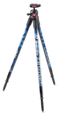 OFF ROAD TRIPOD BLUE