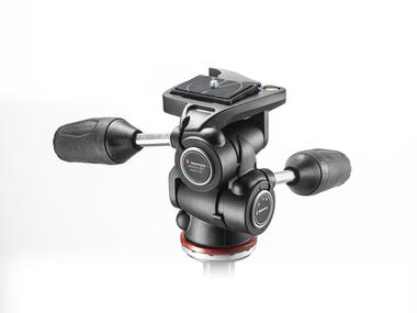 3 Way head with RC2 in Adapto w/ retractable levers