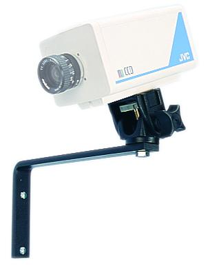 Wall mount camera support
