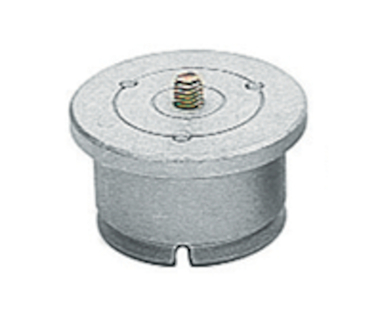 Quick Release Plate-High for 400 Geared Head (3263) 42mm