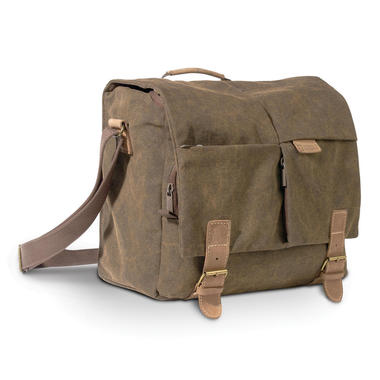 Medium Satchel for personal gear,DSLR, laptop