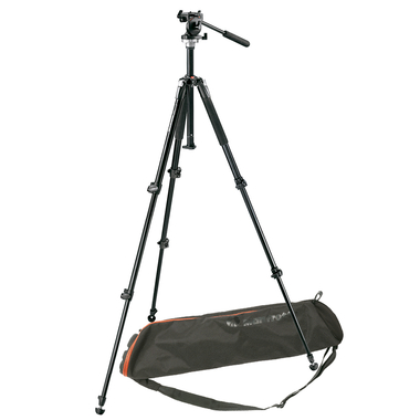700RC2 Head with 200PL-14 Plate and190XB Tripod and MBAG70
