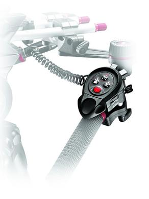 Clamp-on Electronic Remote Control for Canon HDSLRs