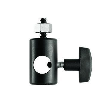 Rapid Adapter, Converts 5/8'' Stud -17mm Long 1/4''-20m Thread