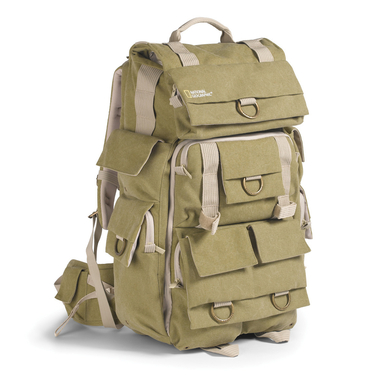 Large Backpack For personal gear, 2-3 DSLRs, acc., laptop