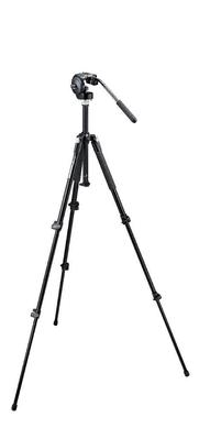 190XB Tripod with 128RC Micro Fluid Head