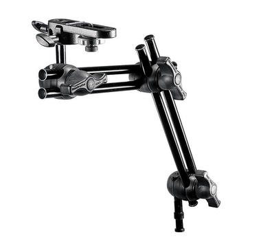 2-Section Double Articulated Arm with Camera Attachment