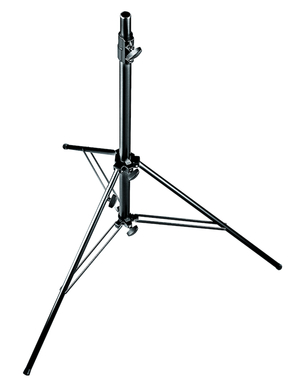 Black Air-cushioned Levelling Leg LE Stand