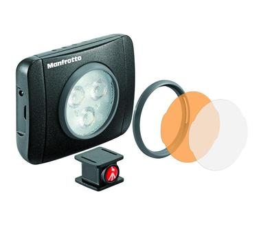 LUMIE SERIES PLAY LED LIGHT & ACCESSORIES - BLACK