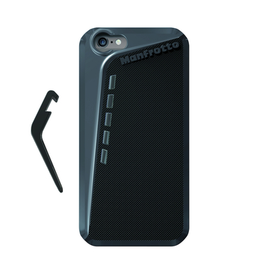 Black Case for iPhone 6 + kickstand