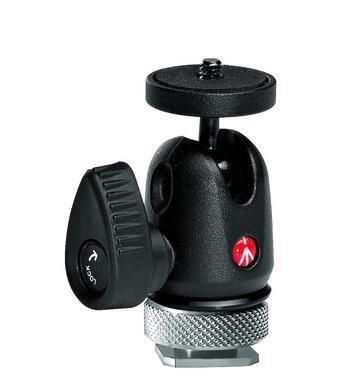 Kugelkopf Micro für Kameraschuh