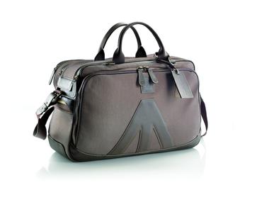 Lino Manfrotto limited edition Messenger bag natural vintage