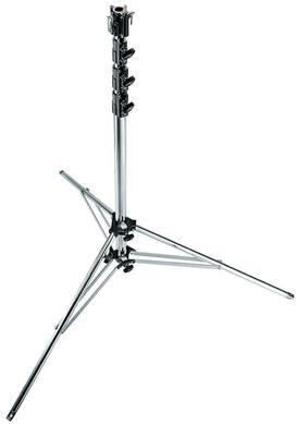 15.6' Chrome Super Steel Stand w/Leveling Leg