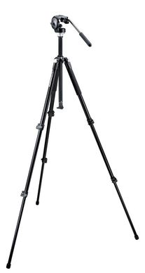 055XB Tripod and 128RC Micro Fluid Head with 200PL-14 Plate