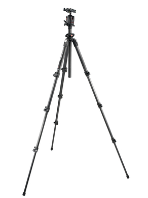 055 Kit Grey,055CXPRO4 Tripod with Ball Head Q5