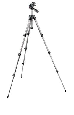 393 Short Aluminum Tripod Kit with Photo/Video Head