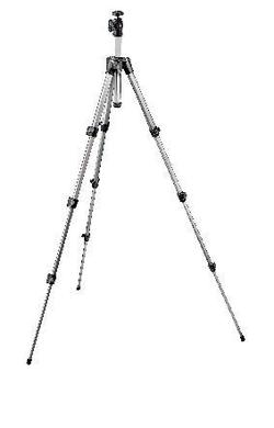 393 Aluminum Tripod with Ball Head, Non-QR