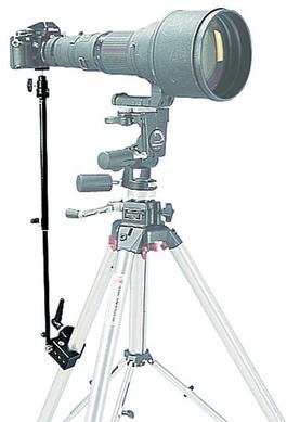 Long Lens Support