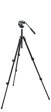 190XDB Tripod with 128RC Micro Fluid Head