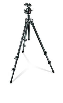 294 Carbon Fiber Kit, Tripod 3 sections with Ball Head QR