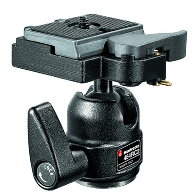 Mini Ball Head with RC2 Rapid Connect System