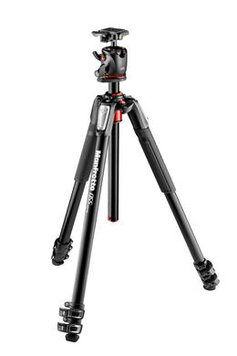 055 Alu 3 Sec Tripod with XPRO Ball Head + 200PL plate