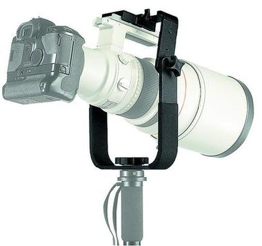 Long Lens Monopod Bracket