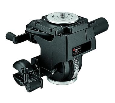 HD Geared Head with RC Plates - 400PL-Low, 400PL-M, 400PL-Hi