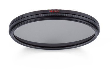 Manfrotto Professional Circular Polarising Filter 77mm