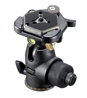 Hydrostatic Ball Head with RC0 Rapid Connect Plate (030-14)