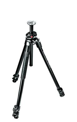 290 DUAL Alu 3 section tripod with 90° column