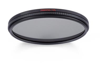 Manfrotto Essential Zirkularpolfilter 62 mm