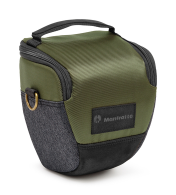 Holster for DSLR with lens attached