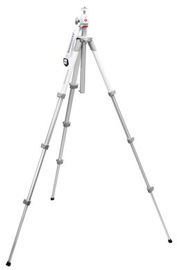Compact Series tripod with built-in photo head - white S.Ed.